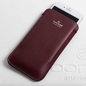 Funda movil piel iphone bonpiel